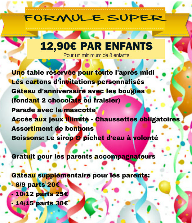 Royal Park Anniversaire Super